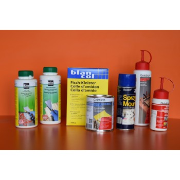 colle Spray Mount 3M repositionable 400ml