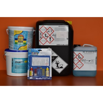 algicide Aqua-net Pasa SM30 non moussant
